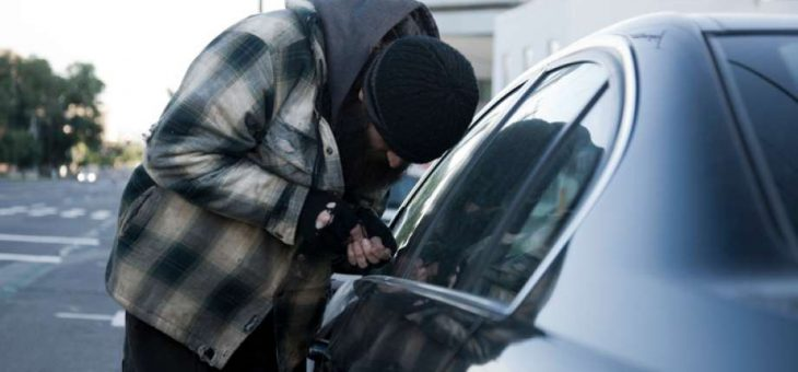 Calgary's vehicle theft rate highest in country, police commission hears