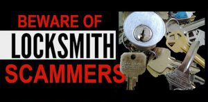 Locksmith Scammers